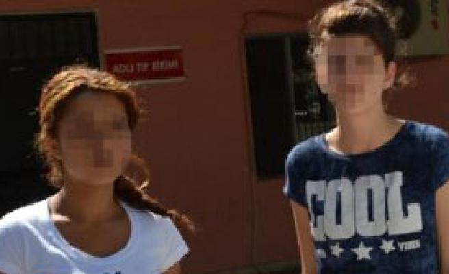 14 Yasındaki İki Çocuk Gözaltında