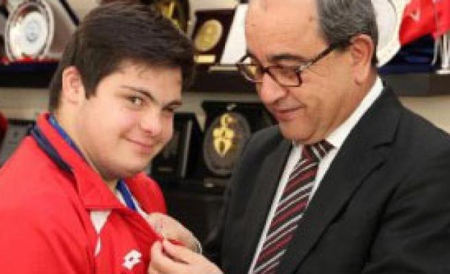 Şampiyondan Avrupa'da 8 Madalya