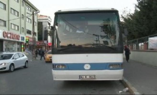 Afgan Kaçaklar İstanbul'da Yakalandı