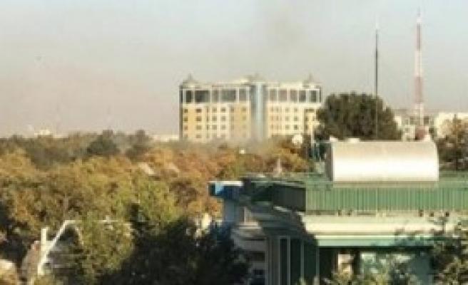 'Yeşil Bölge'de Patlama: 7 Ölü'