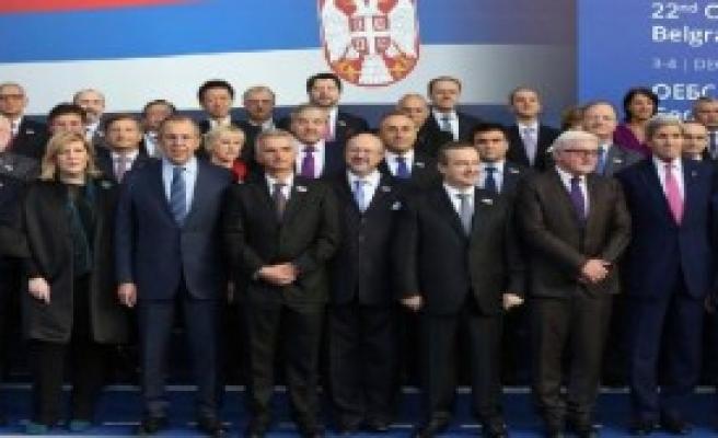 Agit Toplantısı Belgrad'da Başladı