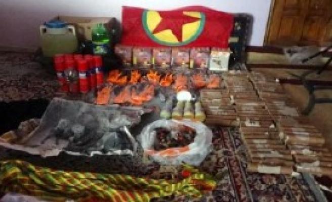 Ağrı'da PKK Operasyonu: 19 Gözaltı