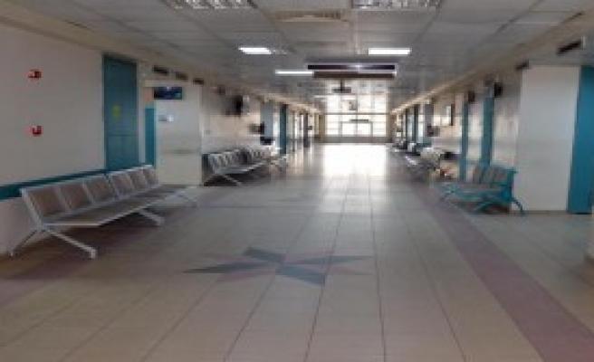 Ağrı'da Sağlıkçılar İş Bıraktı