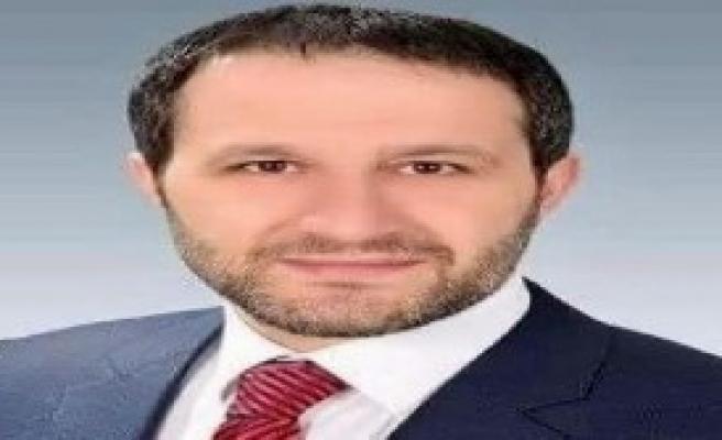 AK Parti Hakkari İl Başkanlığına Emrullah Gür Atandı