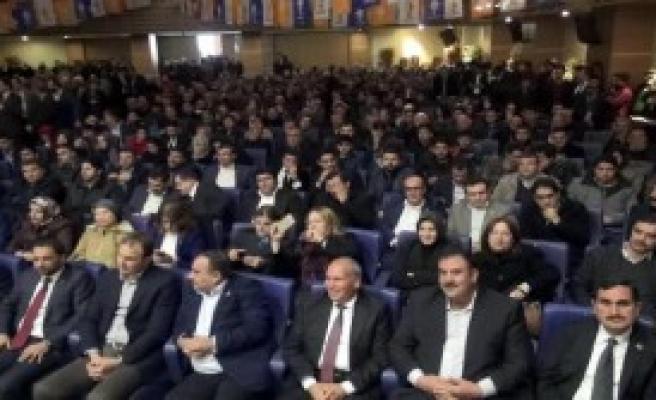 'AK Parti 78 Milyona Kucak Açıyor'