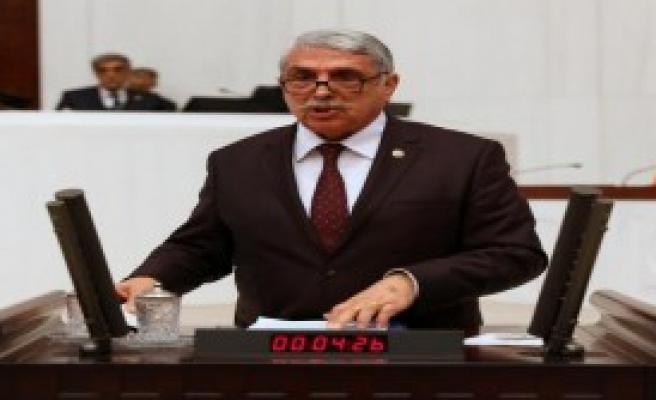 Ak Partili Kalkan 'nüfusu' anlattı