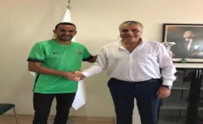 Akhisar Belediyespor Antonio'yu Renklerine Bağladı