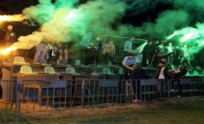 Akhisar Belediyespor Ege'nin Galatasaray'ı