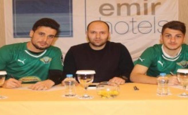 Akhisar Belediyespor'da Sertan Dönüyor