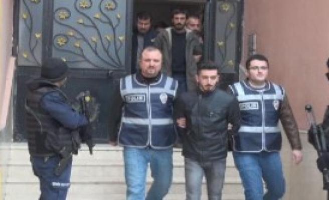 Aksaray'da Pkk Operasyonu: 10 Gözaltı