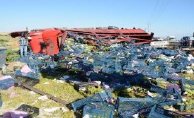 Aksaray'da Zincirleme Kaza:3 Yaralı