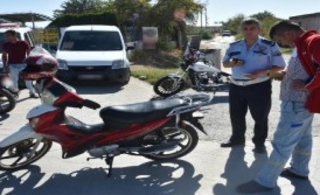 Motosiklet Sürücülerine 2 Milyon Tl Ceza
