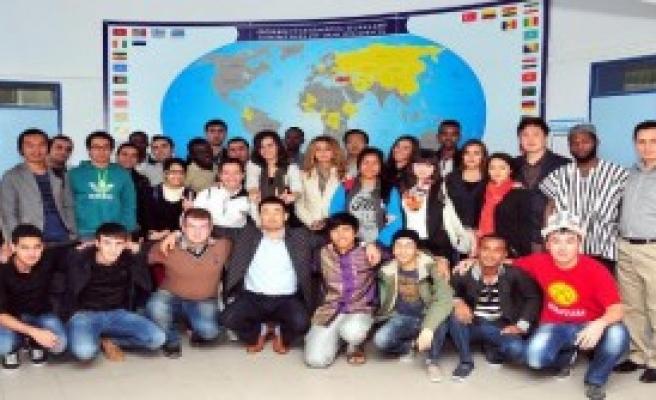 Alanya'ya Yabancı Öğrenci Akını