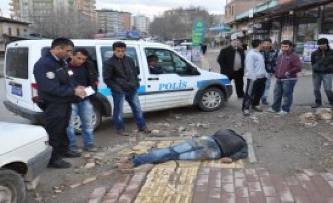Alkollü Suriyeli Polisi Harekete Geçirdi