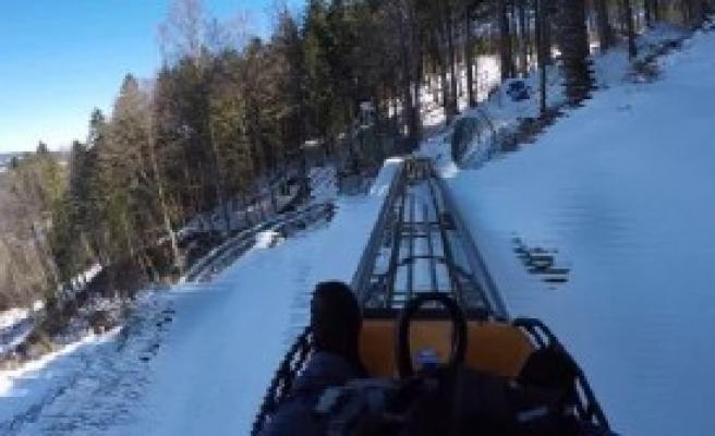 İlkbaharda Kayak Keyfi