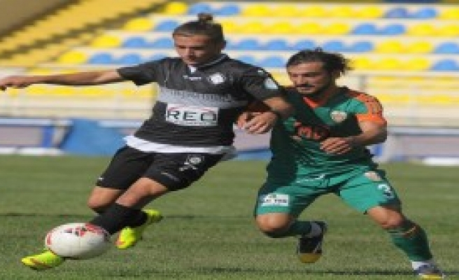 Altay-Kozan Belediyespor: 0-2