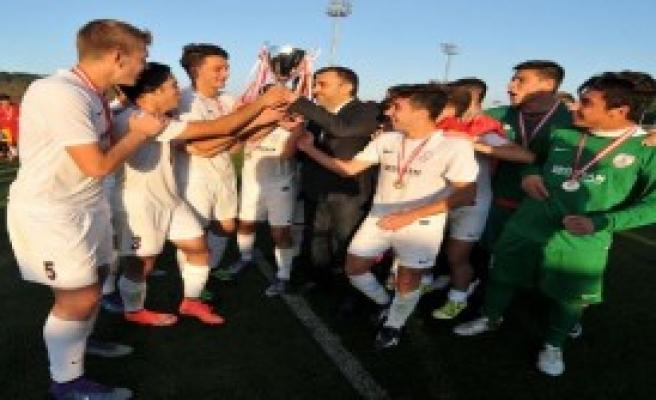Altınordu U19 Uefa Gençlik Ligi'nde