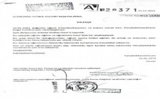 Altınordu'dan Abilkimov Açıklaması
