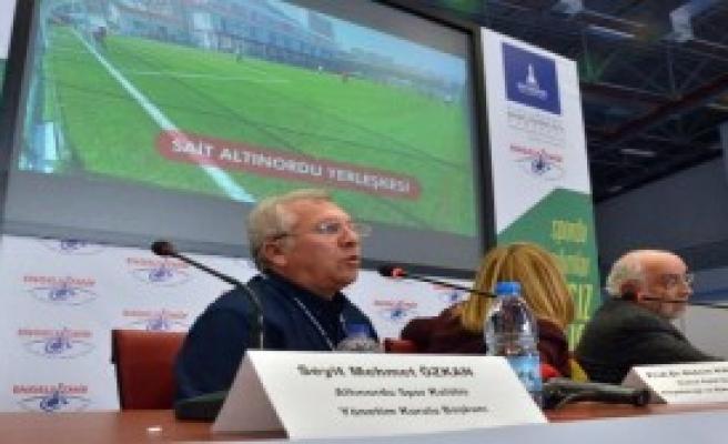 Altınordu'dan Özel Sporculara Özel İlgi