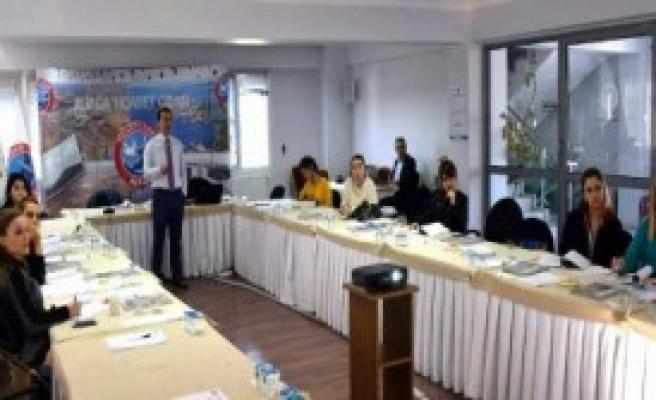 ALTO'da Dış Ticaret Eğitimi Düzenledi