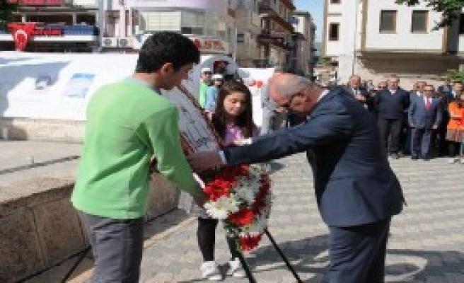 Amasya'da 23 Nisan Coşkusu