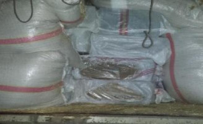 48 Bin Paket Kaçak Sigara Ele Geçirildi