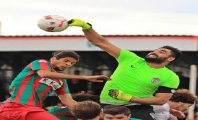 Amed Sportif 1-3 Manisaspor
