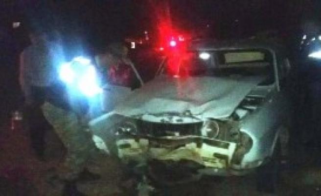 Andırın'da Kaza: 7 Yaralı