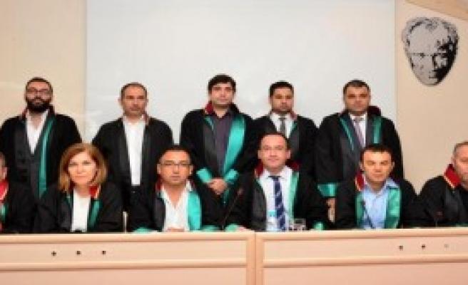 Antalya Barosu TBMM'yi Göreve Çağırdı