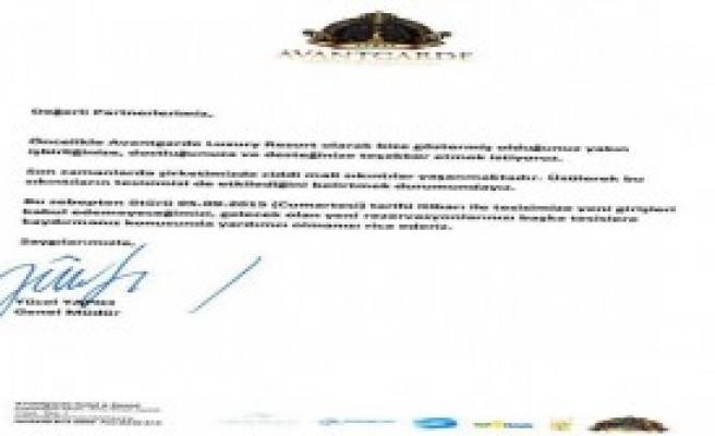 Avangarde Hotel Geçici Süreyle Kapandı