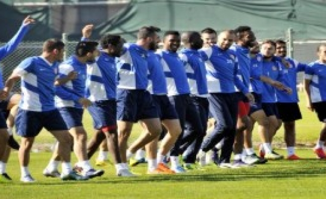 Antalyaspor'da Eto'o Kuralları