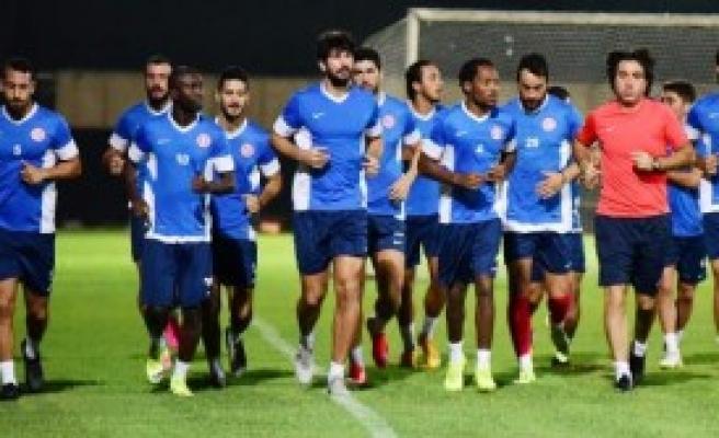 Antalyaspor'da Kupa Hazırlığı