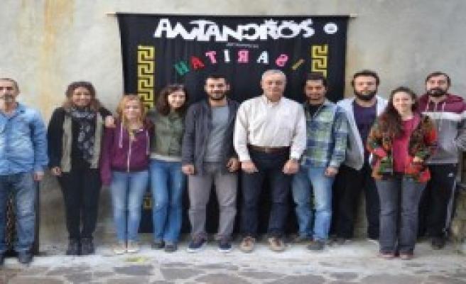 Antandros'ta 2016 Kazıları Son Buldu