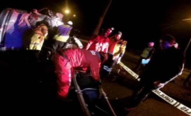 Ardeşen'de Kaza: 1 Ölü, 1 Yaralı