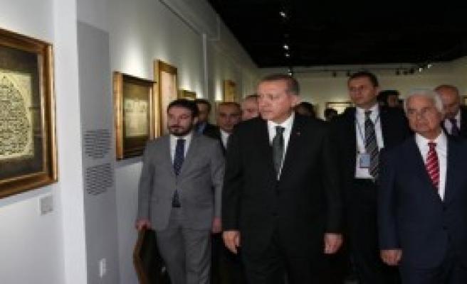 Erdoğan'ın Katıldığı Törenle Açıldı
