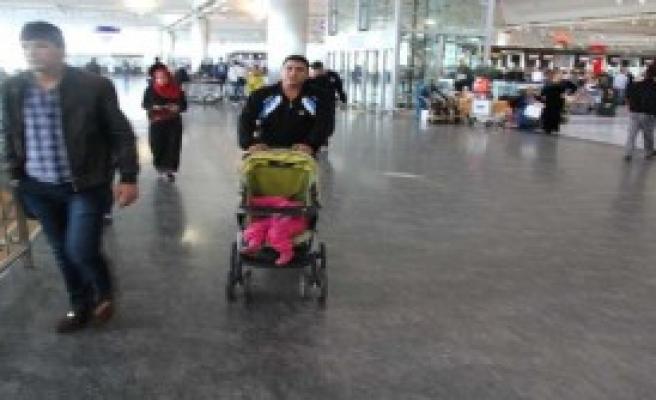 Havalimanı Dilenci İşgali Altında