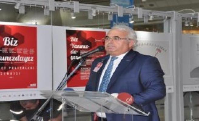 Atatürk Havalimanı'nda Diyabet Sergisi