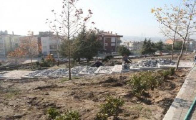 Atatürk Mahallesi'ne Yeni Yeşil Alan