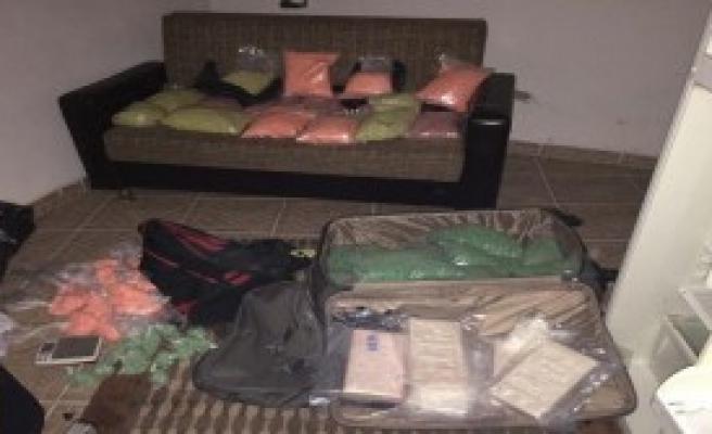 Avcılar ve Bağcılar'da Uyuşturucu Operasyonları