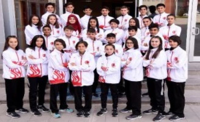 Teakwondo Şampiyonası Yarın Başlıyor
