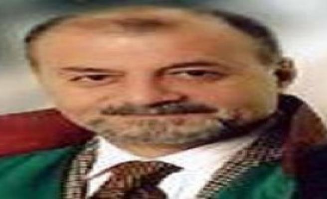 Avukat Bürosunda Öldürüldü