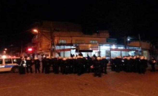 Aydın'da Gözaltı Gerginliği