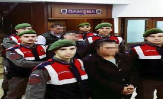 Aydın'da hırsızlık yaptı, Balıkesir'de yakalandı
