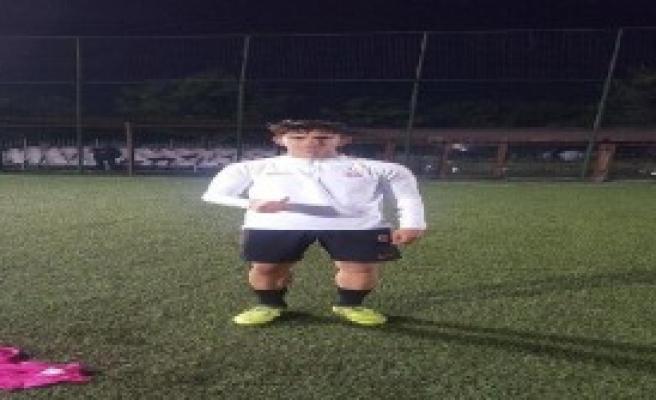 Aydınlı Genç Futbolcu Galatasaray'da