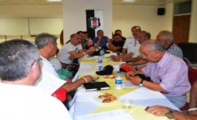Ayvalık'ta Beşiktaş Zirvesi
