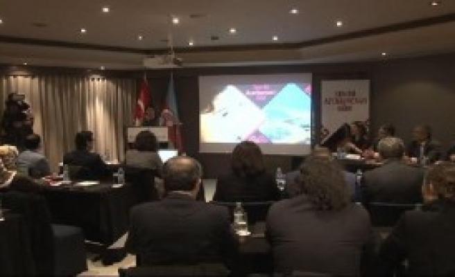 Azerbaycan Turizm Temsilciliği Açtı