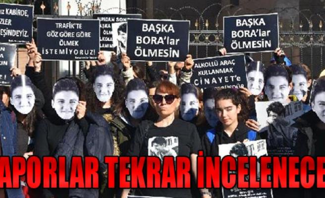 Liseli Bora'nın Öldüğü Kazanın Raporları Tekrar İncelenecek