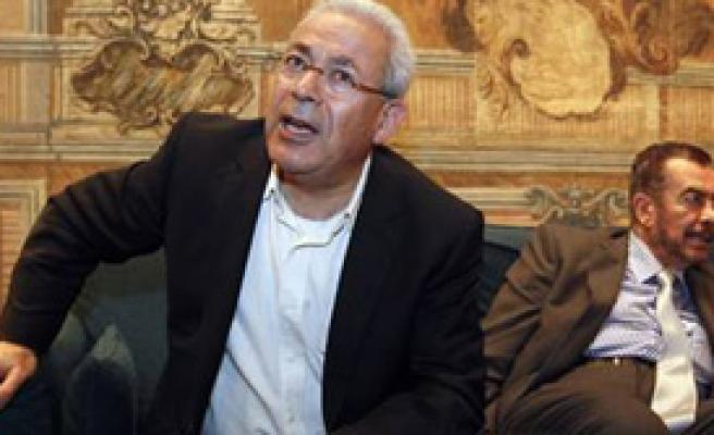Suriyeli Muhalif Galyun İstifa Kararı Aldı