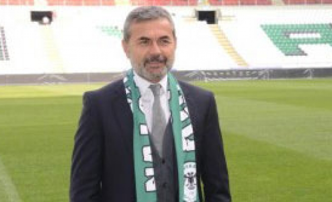Aykut Kocaman Torku Konyaspor'da
