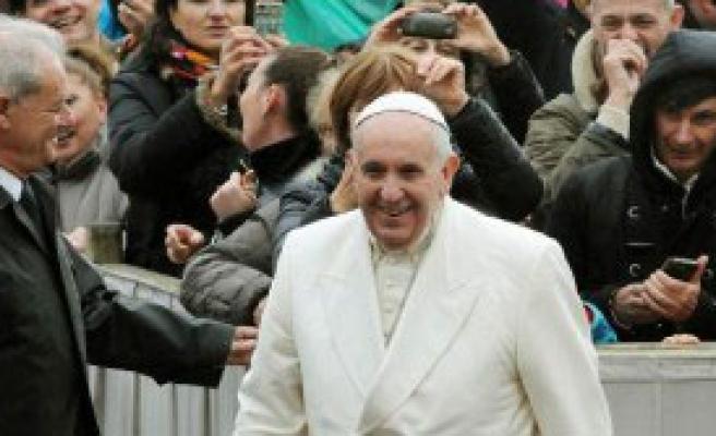 Papa'dan Türkiye'ye Teşekkür ve Dua